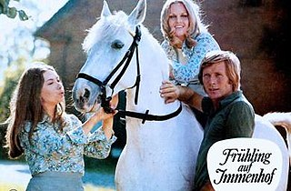 <i>Spring in Immenhof</i> 1974 film directed by Wolfgang Schleif