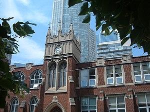 St. Michael's Choir School - Image: St. Michael's Choir School