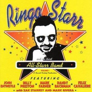 Ringo Starr and His Third All-Starr Band-Volume 1 - Image: Starrthirdband