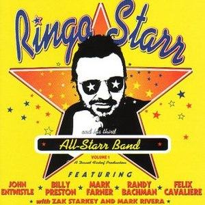 Ringo Starr and His Third All-Starr Band-Volume 1 - Image: Starrthirdband