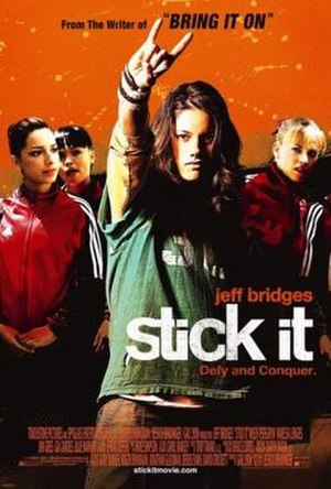 Stick It - Film poster