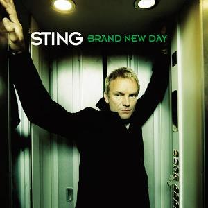 Brand New Day (Sting album) - Image: Sting Brand New Day album art