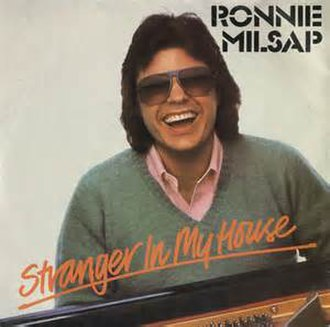 Stranger in My House (Ronnie Milsap song) - Image: Stranger in My House Ronnie Milsap