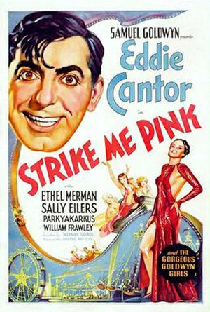 Strike Me Pink (film) - 1936 Theatrical Poster