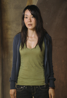 Sun-Hwa Kwon Fictional character of the TV series Lost