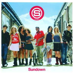 Sundown (S Club 8 album) - Image: Sundownalbum