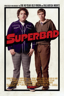 <i>Superbad</i> (film) 2007 film by Greg Mottola