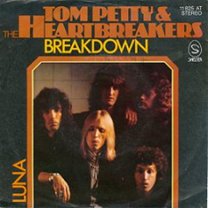 Breakdown (Tom Petty and the Heartbreakers song) - Image: TP Breakdown single