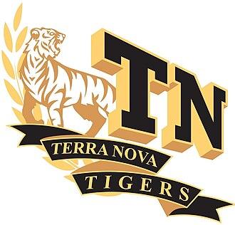 Terra Nova High School (California) - Terra Nova High School, seal