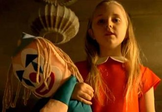 Life on Mars (UK TV series) - The Test Card Girl, a surreal hallucination repeatedly encountered by Sam Tyler