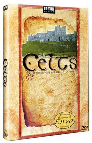 The Celts (BBC documentary) - DVD cover