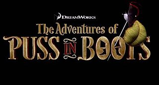 <i>The Adventures of Puss in Boots</i> American animated series