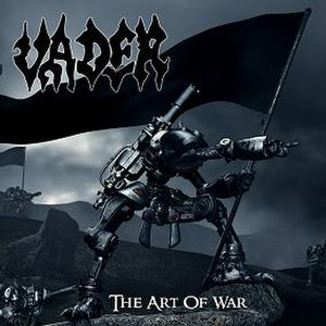 The Art of War (EP) - Image: The Art of War EP cover