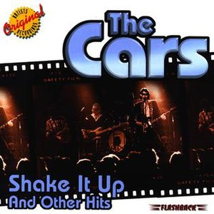 Shake It Up & Other Hits - Image: The Cars Shake It Up And Other Hits