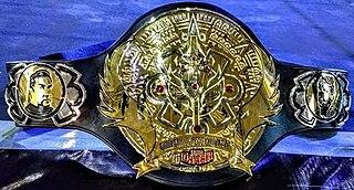 The Crash Heavyweight Championship Mexican professional wrestling heavyweight championship