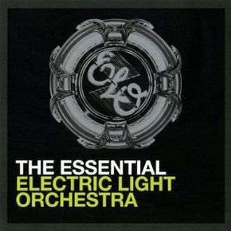 The Essential Electric Light Orchestra - Image: The Essential Electric Light Orchestra 2011 UK album cover