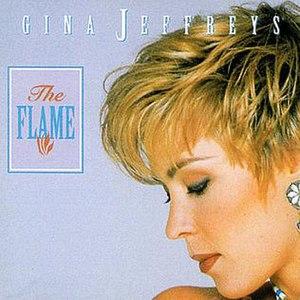 The Flame (Gina Jeffreys album) - Image: The Flame by Gina Jeffreys