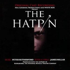 The Hatpin - Original cast recording cover