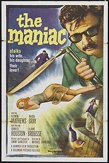 <i>Maniac</i> (1963 film)