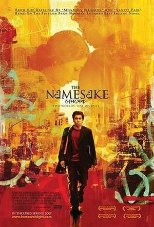 The Namesake (film) - Promotional poster