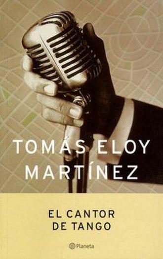 The Tango Singer - Image: The Tango Singer