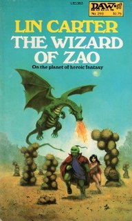 <i>The Wizard of Zao</i> book by Lin Carter
