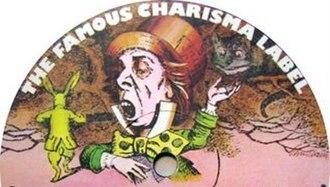 Charisma Records - Image: The famous Charisma label