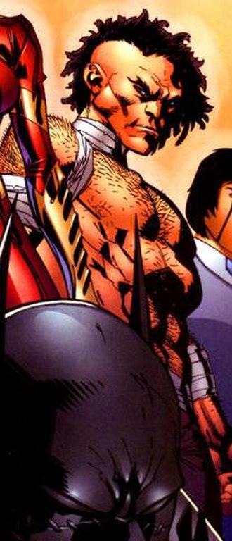 Mad Dog (DC Comics) - Image: Themaddog