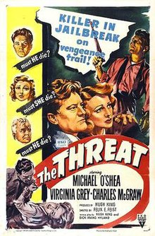 The Threat 1949 Film Wikipedia