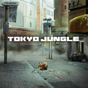 Tokyo Jungle - Image: Tokyo Jungle Official Cover Art