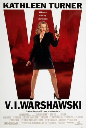 V.I. Warshawski (film) - Movie Poster