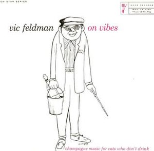 Vic Feldman on Vibes - Image: Vic Feldman on Vibes