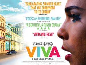 Viva (2015 film) - Theatrical release poster