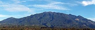 Volcán Barú - Image: Volcán Barú morning view