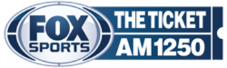 WGL (AM) - Image: WGL Fox Sports AM1250 logo