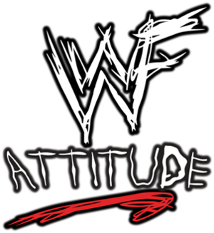 Attitude Era - The WWF Attitude logo, used from November 1997 to May 2002