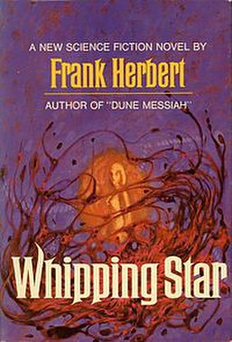 Whipping Star - Cover of the first edition