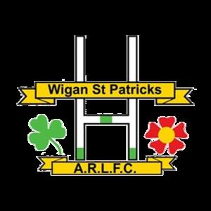 Wigan St Patricks - Image: Wiganstpatslogo