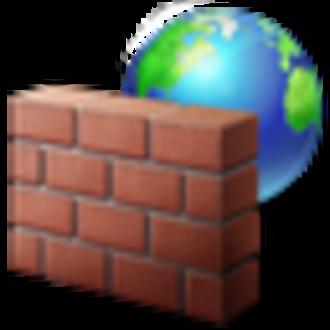 Windows Defender Firewall - Image: Windows Firewall Vista icon
