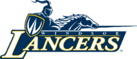 Windsor Lancers athletic logo