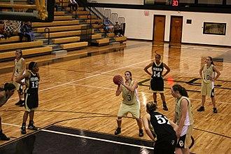 Oglethorpe University - Women's basketball at Oglethorpe