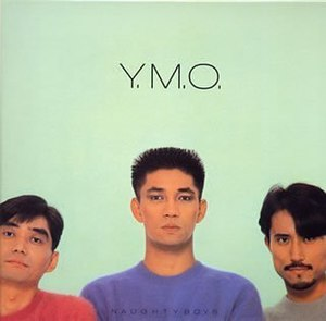 Naughty Boys - Image: YMO Naughty Boys