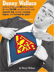 Yes Man - 2005 Edition Hardback cover.png