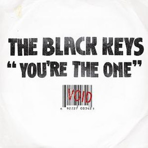 You're the One (The Black Keys song) - Image: You're the One