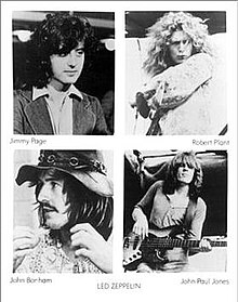 Led Zeppelin North American Tour 1973 - Wikipedia
