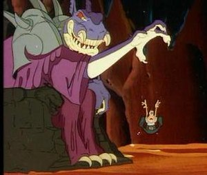 The Dreamstone - Zordrak, Lord of Nightmares, first appeared in the pilot episode.
