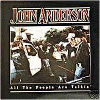 All the People Are Talkin' - Image: 1983johnandersonatpa t