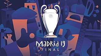 2019 UEFA Champions League Final - Brand identity of the final