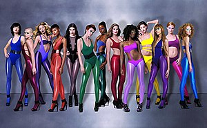 America's Next Top Model (cycle 14) - Cycle 14 cast