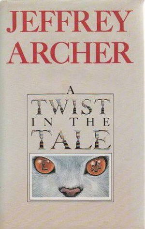 A Twist in the Tale (short story collection) - First edition